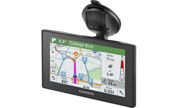 Garmin DriveAssist 51LMTS Portable navigator with 5 display and