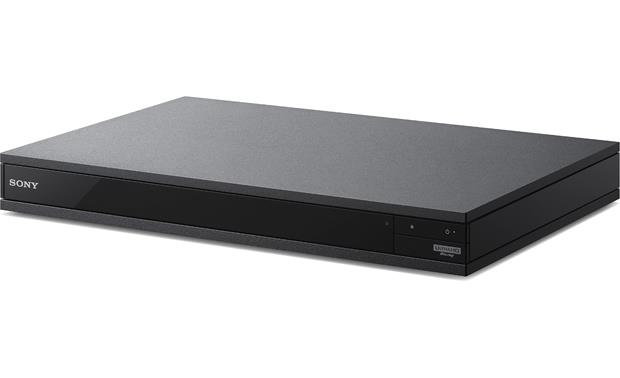 Sony UBP-X800 Plays Ultra HD Blu-ray discs in full 4K resolution on a compatible 4K TV