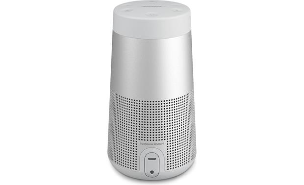 Bose® SoundLink® Revolve <em>Bluetooth®</em> speaker Lux Gray - back