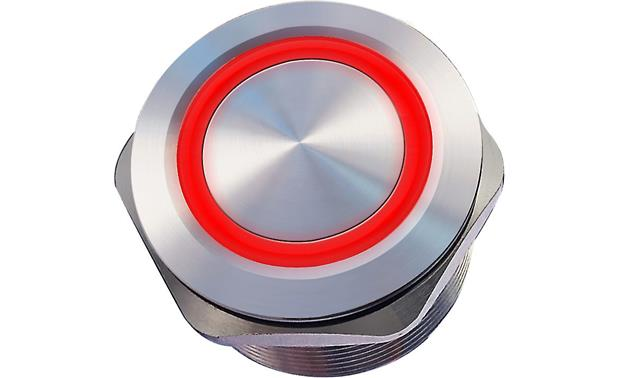 NavAtlas PTS1 Push button with red LED