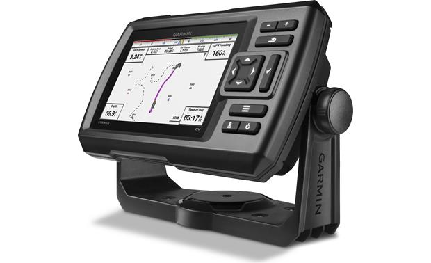 Garmin Striker 5cv 5 Chirp Fishfinder With Clearv Sonar And Gps At. Garmin Striker 5cv Front. Wiring. Striker Drone Wiring Diagram At Scoala.co