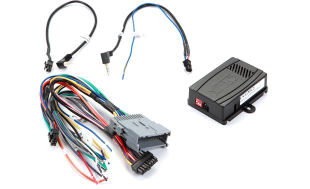 Crux CS-GMC2 Wiring Interface Front