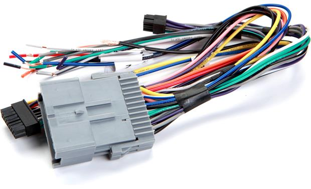 Crux CS-GMC2 Wiring Interface Other