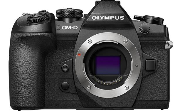 Olympus OM-D E-M1 Mark II (no lens included) Front