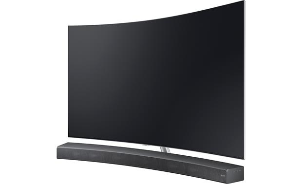 Samsung Sound+ HW-MS6500 Matches up with Samsung's 2017 curved-screen Ultra HD TVs