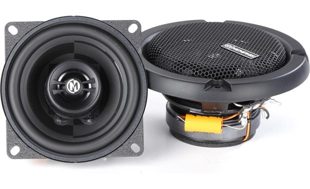 Memphis Audio PRX4 Memphis Audio's Performance Series give you a powerful upgrade in sound.