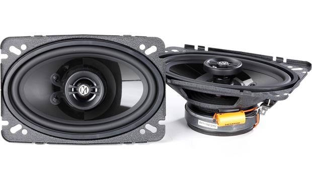 Memphis Audio PRX46 Memphis Audio's Performance Series give you a powerful upgrade in sound.