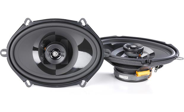 Memphis Audio PRX57 Memphis Audio's Performance Series give you a powerful upgrade in sound.