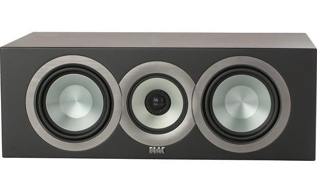 ELAC Uni-Fi CC U5 Slim Direct front view with grille removed