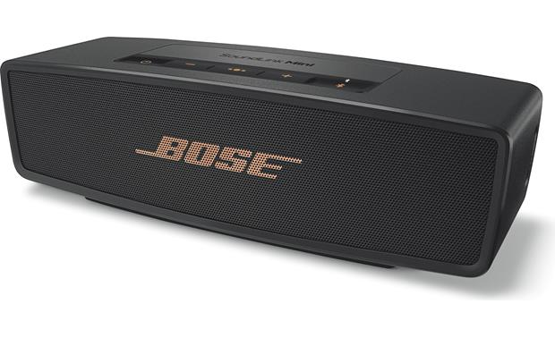 Bose Soundlink Mini Bluetooth Speaker Ii Limited Edition At