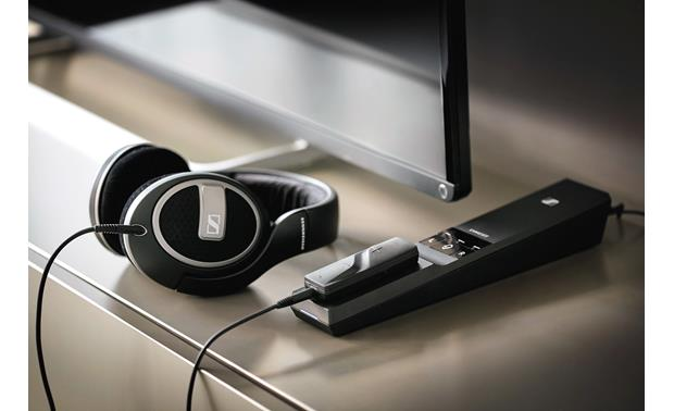 Sennheiser Flex 5000 Works with your choice of headphones (over-ear headphones sold separately)