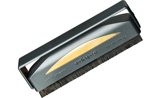 AudioQuest Anti-Static Record Brush Front
