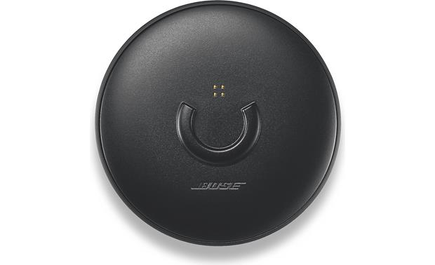 Bose® SoundLink® Revolve <em>Bluetooth®</em> speaker and charging cradle Charging cradle - top