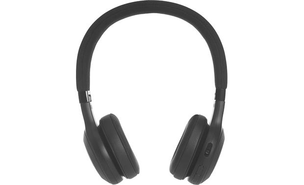 JBL E45BT Form-fitting design keeps headphones from slipping off while you move