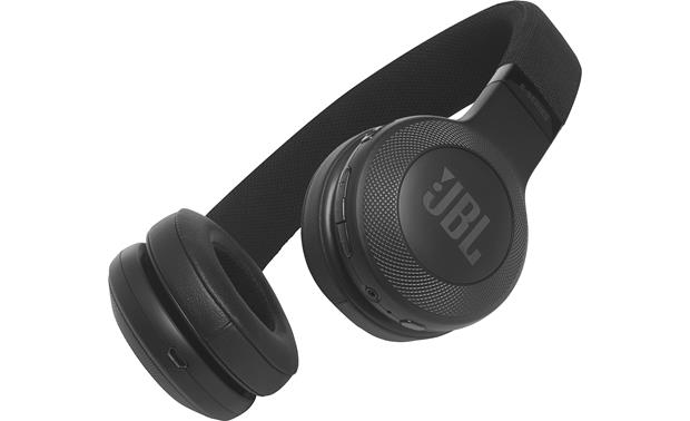 JBL E45BT On-ear controls for music and calls