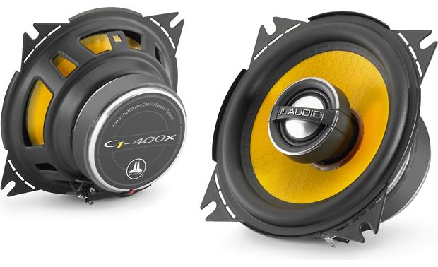 JL Audio C1-400x Step up from factory sound with JL Audio's vibrant C1 Series.