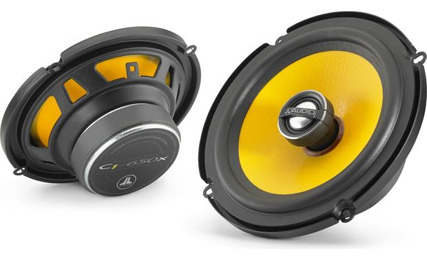 JL Audio C1-650x Step up from factory sound with JL Audio's vibrant C1 Series.