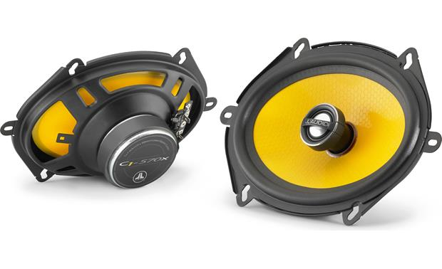 JL Audio C1-570x Step up from factory sound with JL Audio's vibrant C1 Series.