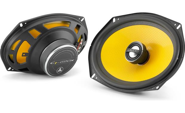 JL Audio C1-690x Step up from factory sound with JL Audio's vibrant C1 Series.