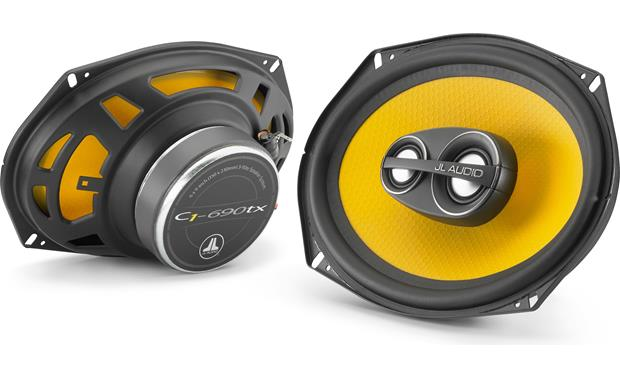 JL Audio C1-690tx Step up from factory sound with JL Audio's vibrant C1 Series.