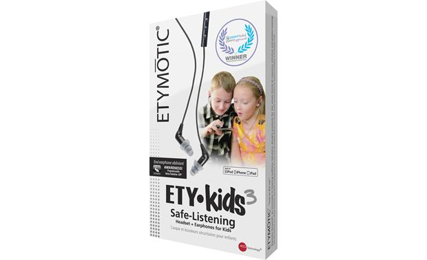 Etymotic Research ETY Kids 3 Packaging