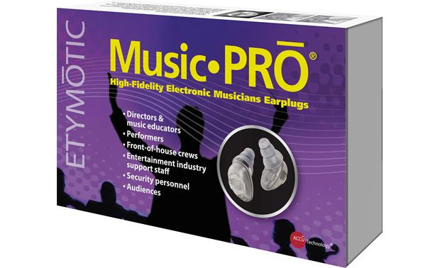 Etymotic Research MP 9-15 Music PRO® Packaging
