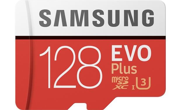Samsung EVO Plus microSDXC Memory Card Other