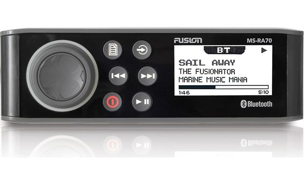 Fusion MS-RA70 marine digital media receiver