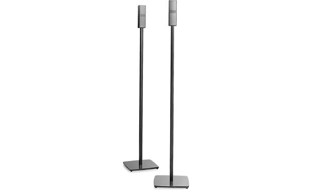 Bose® OmniJewel® Floorstands Shown with speakers (not included)
