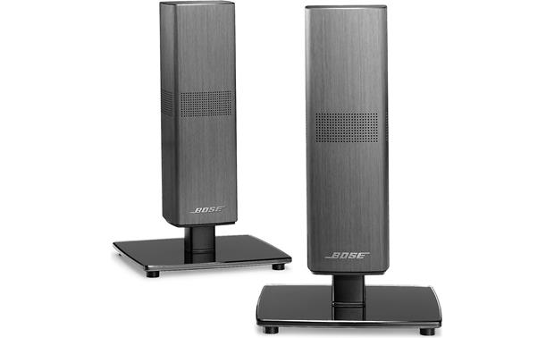 Bose® OmniJewel® Table Stands Shown with speakers (not included)