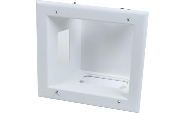 Metra ethereal Recessed Media Box II Front