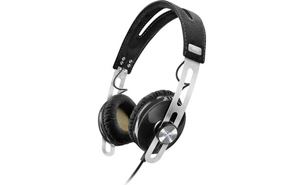 Sennheiser HD 1 (wired version) Built of durable parts, like stainless steel sliders and a leather headband