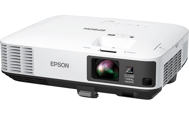 Epson Home Cinema 1450 3 Lcd 1080p Home Theater Projector At