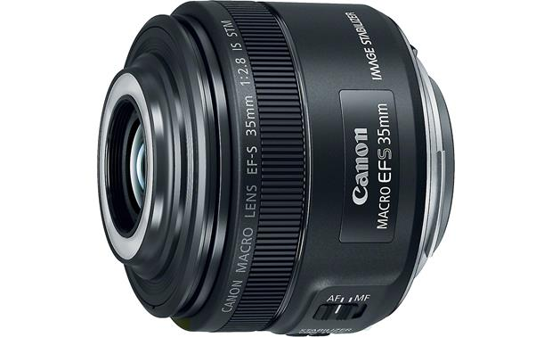 Canon EF-S 35mm f/2.8 Macro IS STM Front