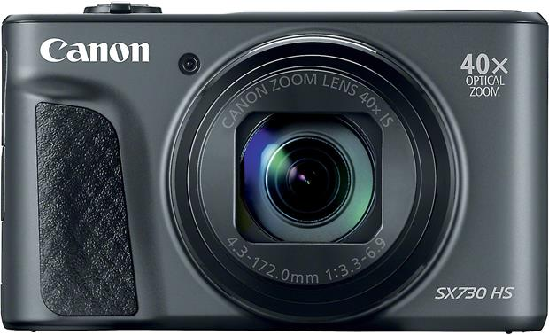 Canon PowerShot SX730 HS Front, straight-on