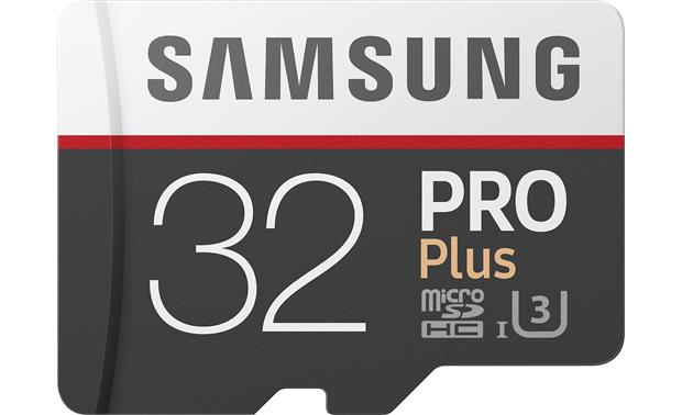 Samsung PRO Plus microSDHC Memory Card Other