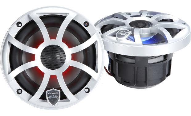 Wet Sounds REVO 6-XSS marine speakers