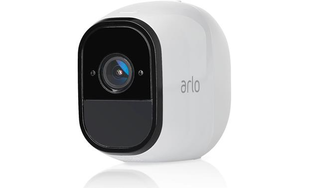 Arlo Pro Home Security Camera System Close-up view of camera