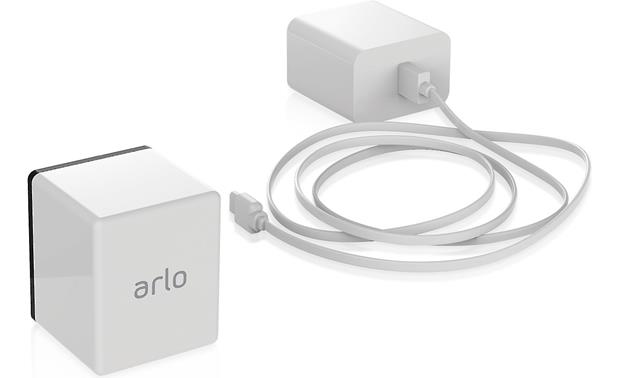 Netgear Arlo Pro Rechargeable Battery Front