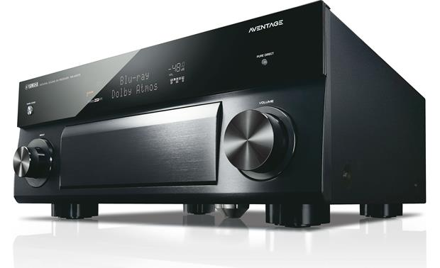 yamaha aventage rx a1070 7 2 channel home theater receiver with wi fi bluetooth musiccast. Black Bedroom Furniture Sets. Home Design Ideas