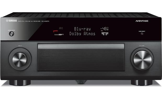 yamaha aventage rx a3070 9 2 channel home theater receiver with wiyamaha aventage rx a3070 front