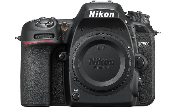 Nikon D7500 (no lens included) Front