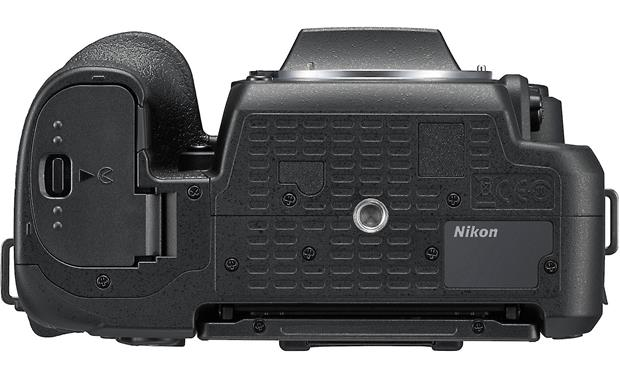 Nikon D7500 Kit Bottom