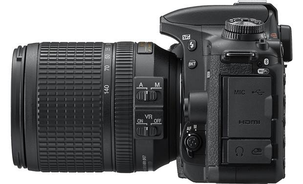 Nikon D7500 Kit Right side view