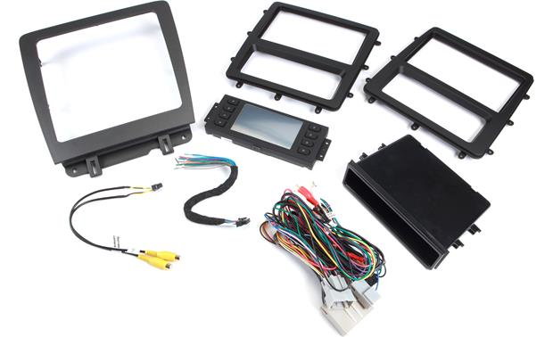 metra 99-5839ch dash and wiring kit front
