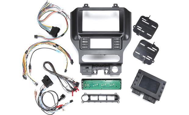 Scosche FD6210B Dash and Wiring Kit Other