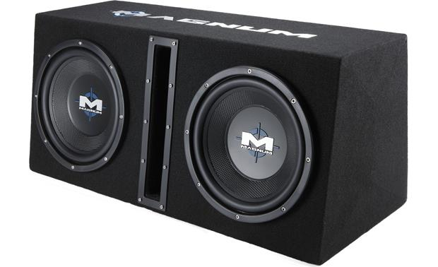 MTX Magnum Audio MB210SP Magna Bass Package Other