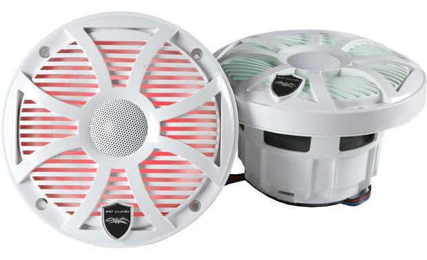 Wet Sounds REVO 6-SWW marine speakers
