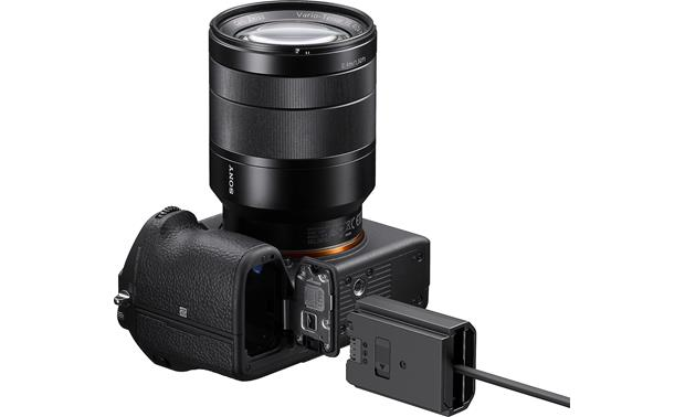 Sony Alpha Multi Battery Adapter Kit Connects to your compatible Sony camera for extended shooting time (camera not included)