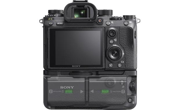 Sony VGC3EM Back, without battery cover (Sony Alpha a9 not included)